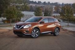 Nissan Canada Announces 2015 Murano Pricing