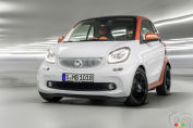 2015 New York Auto Show: New 2016 smart fortwo makes U.S. debut