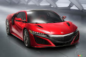 Meet Michelle Christensen, designer of the all-new Acura NSX!