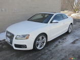 Audi S5 Coupé 2012 : essai routier