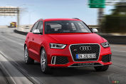 Audi RS Q3 set for world debut at Geneva Motor Show