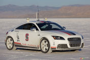 Audi gets U.S. licence to test autonomous car