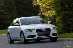 Audi Recalls 850,000 A4 Models All Over The World