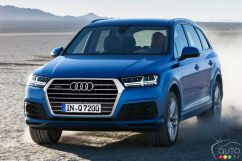 Redesigned 2016 Audi Q7 Coming To Detroit Auto Show