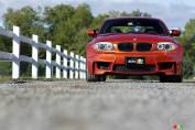BMW Série 1 M Coupé 2011 : essai routier
