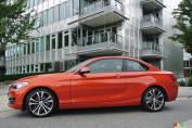 BMW 228i 2014 : essai routier