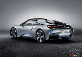 Le prototype BMW i8 Spyder eDrive en vedette à Pékin