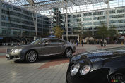 Driving Bentleys in Germany Don't Say I didn't Warn You