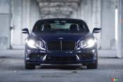 Bentley Continental GT V8 S 2014 : premières impressions