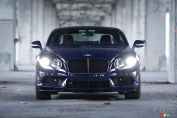 2014 Bentley Continental GT V8S First Impression