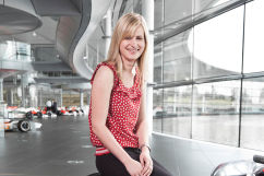 An Interview With Bernadette Collins, Mclaren Racing Mechanical Engineer