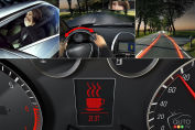 Bosch can tell if you are asleep at the wheel