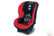 Britax Marathon 65 child seat review