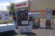 Have your child safety seat inspected today at Canadian Tire!