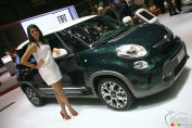 Women in the Auto World: Car models in Geneva