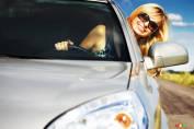 Les femmes ont leur place dans le monde de l'automobile!