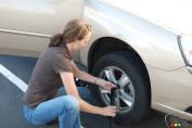 Comment permuter ses pneus
