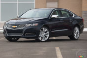 2015 Chevrolet Impala LTZ Review