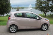 2013 Chevrolet Spark 1LT Review
