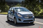 La Chevrolet Spark électrique 2016 fait son entrée chez les concessionnaires