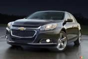 GM rappelle 4927 Chevrolet Malibu 2013 à 2015