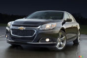 Nearly 5,000 Chevrolet Malibu sedans recalled in Canada