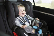 Choosing a child seat is no child's play