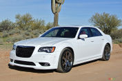 Chrysler 300 SRT8 2013 : essai routier
