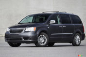 Chrysler Town & Country Limited 2014 : essai routier