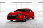 Dodge to unveil new Dart GT in Detroit