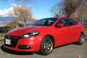 2013 Dodge Dart Rallye Review