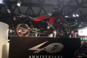 La 70e Exposition internationale de la moto de Milan