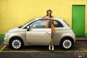 New app matches you with a Fiat 500 based on Facebook pics