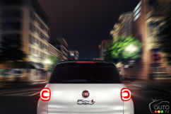 Fiat Recalls Nearly 30,000 500l Hatchbacks