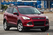 Ford Escape SE 4RM 2013 : essai routier