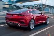 Ford célèbrera les 50 ans de la Mustang avec un tout nouveau modèle