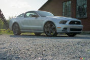 Ford Mustang V6 2013: essai routier
