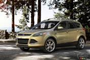 Un moteur Ecoboost pour le nouveau Ford Escape