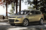 EcoBoost engine for the new Ford Escape