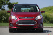 2014 Ford C-MAX Energi Review