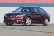 2013 Honda Accord Sedan Touring Review