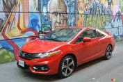 Honda Civic Si Coupé 2014 : essai routier