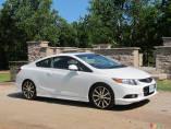 Honda Civic Si HFP 2012: essai routier