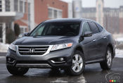 2013 Honda Crosstour EX-L Review