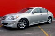 Hyundai Genesis 3.8 berline 2012: essai routier