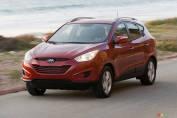 Hyundai Tucson Limited 2012: essai routier