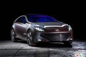 La Hyundai i-oniq, le nouveau concept dévoilé