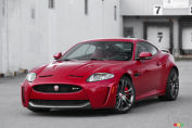 2014 Jaguar XKR-S Review