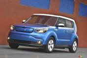 La Kia Soul EV 2015 élue Voiture écologique canadienne de l'année