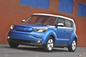 Kia Soul EV is AJAC's 2015 Canadian Green Car of the Year